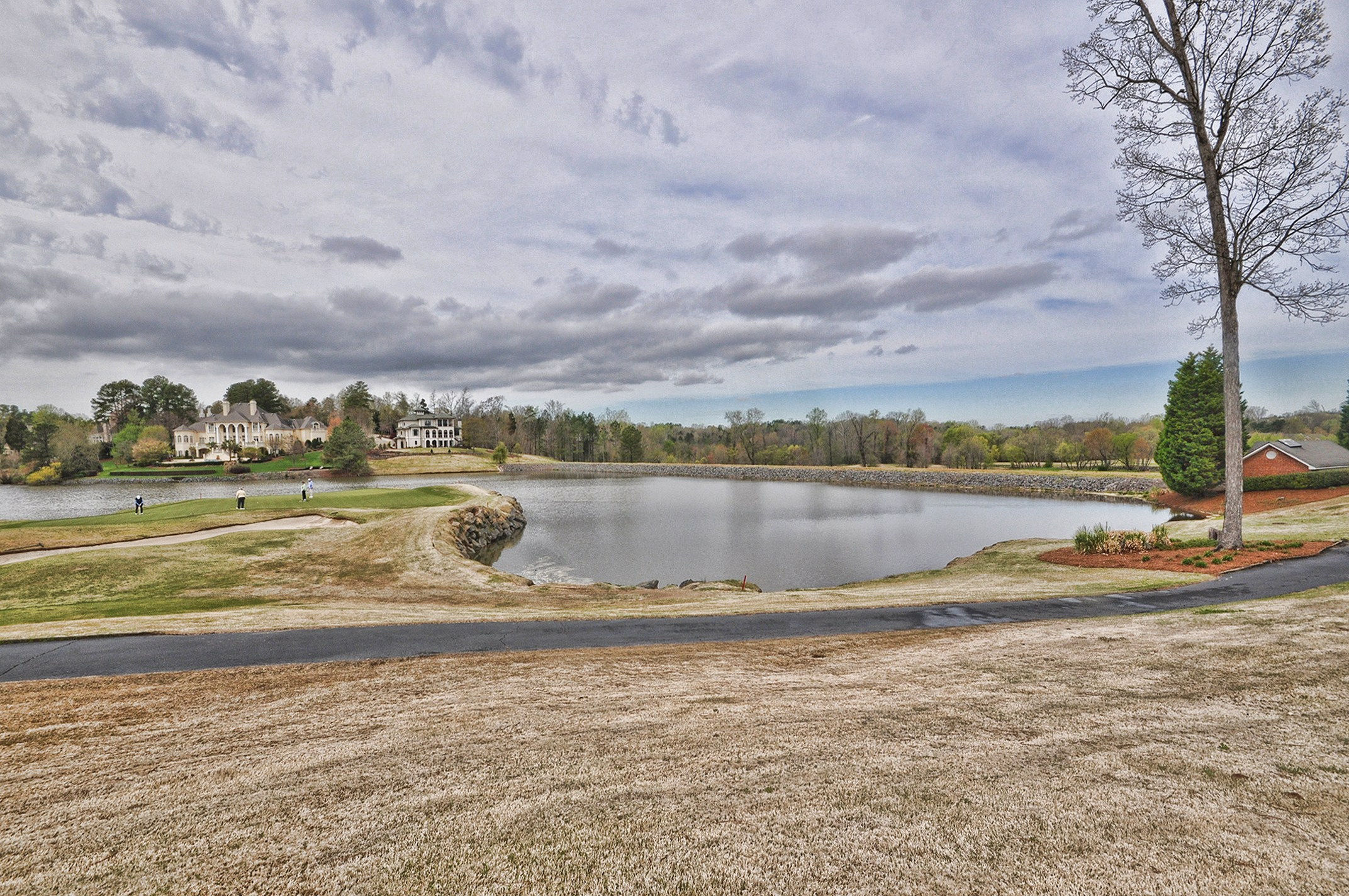 Charlotte Golf Course Living
