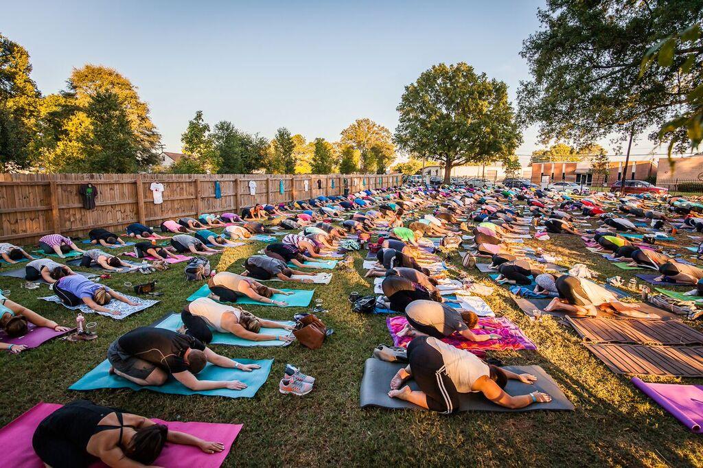 Yoga Enthusiasts