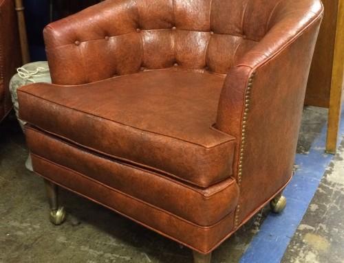 Vintage Furniture Finds in Charlotte