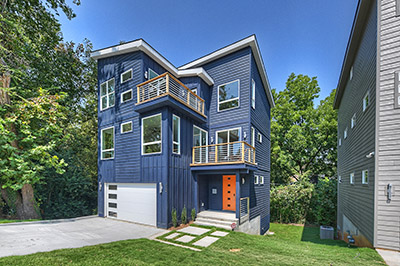 Stunning Modern New Construction on Charlotte's West Side