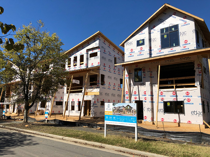 Love that New Home Smell? Our Fall New Construction Update is Here!