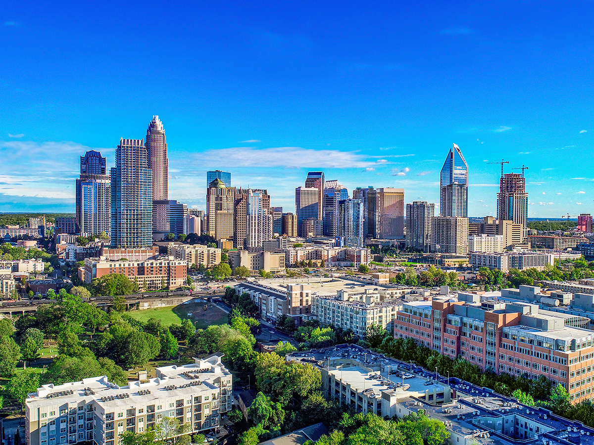 Charlotte's Top Searched Neighborhoods in 2019. Did Your Fave Make the List?