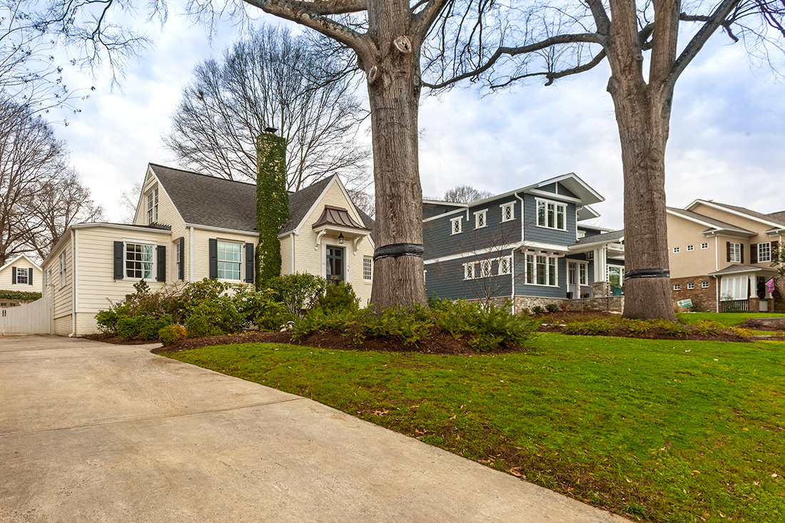 Three Must-See Homes in Dilworth