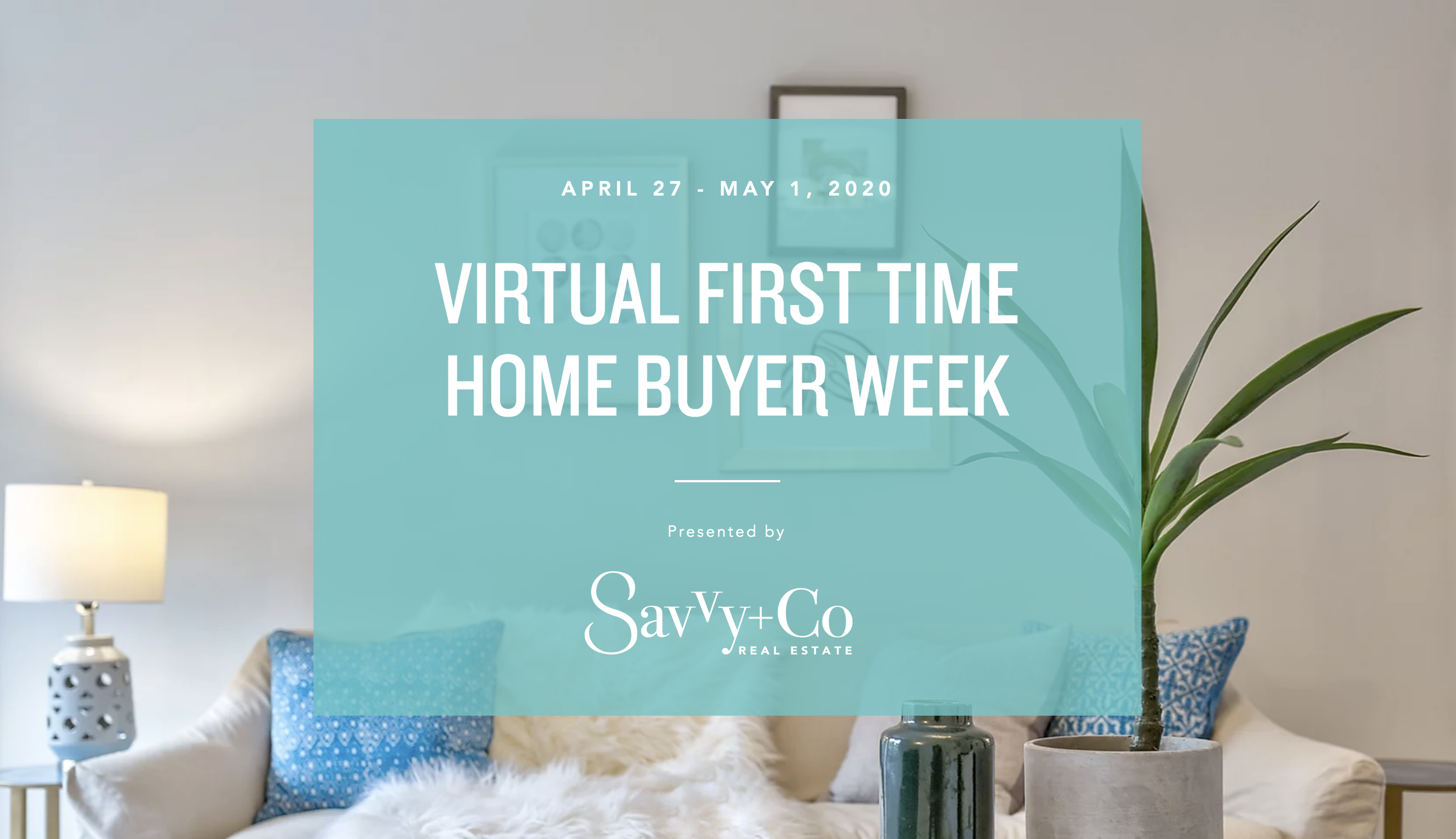 Need a change of scenery? Learn how to buy a home April 27-May 1