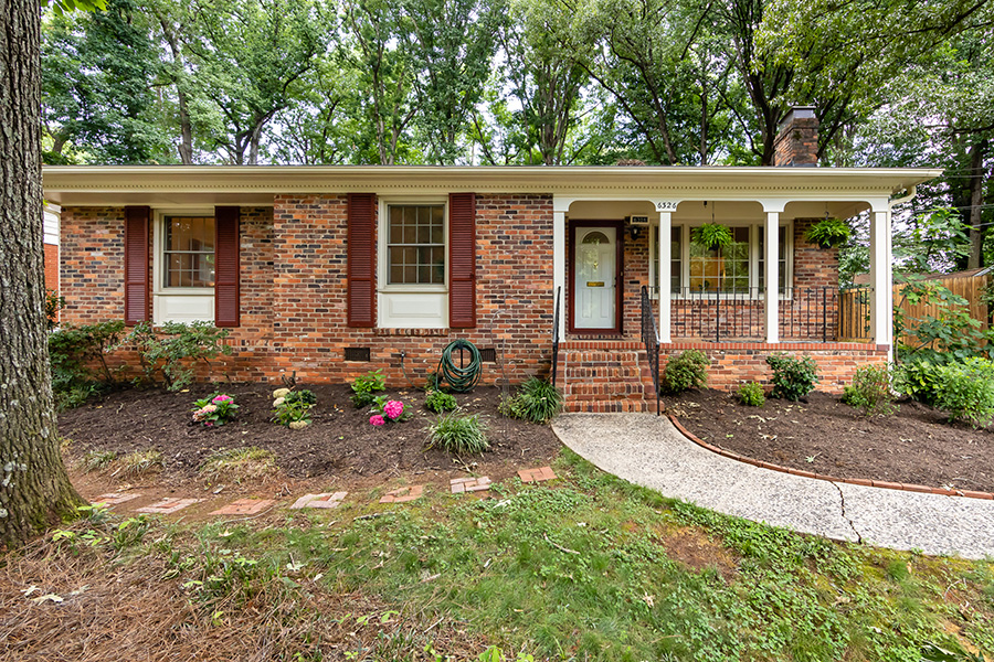 Location, location, location! Tour this charming brick ranch this Saturday