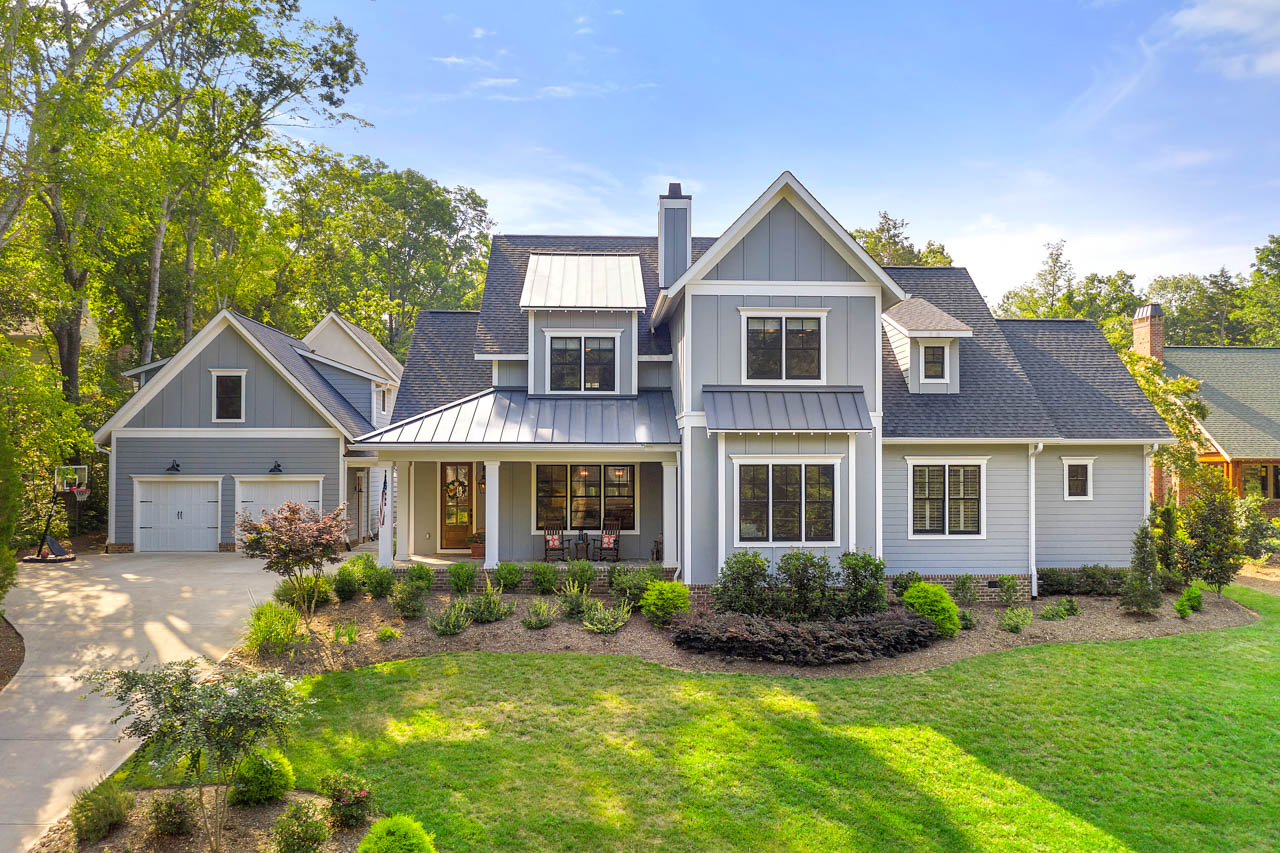 Stunning Davidson home with over 4,300 square feet of pure perfection