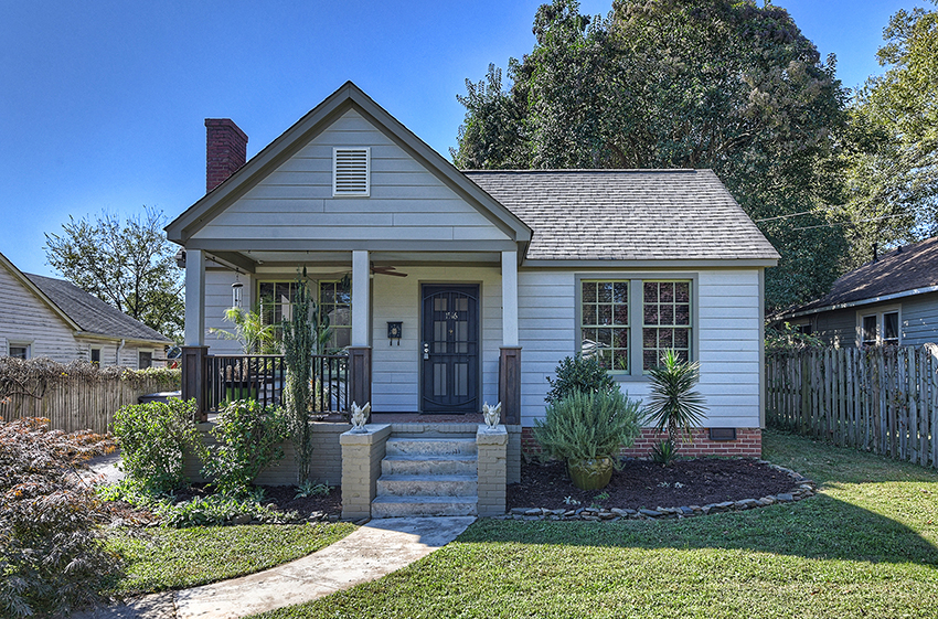 The votes are in! These available homes in Charlotte's favorite neighborhoods are all winners.