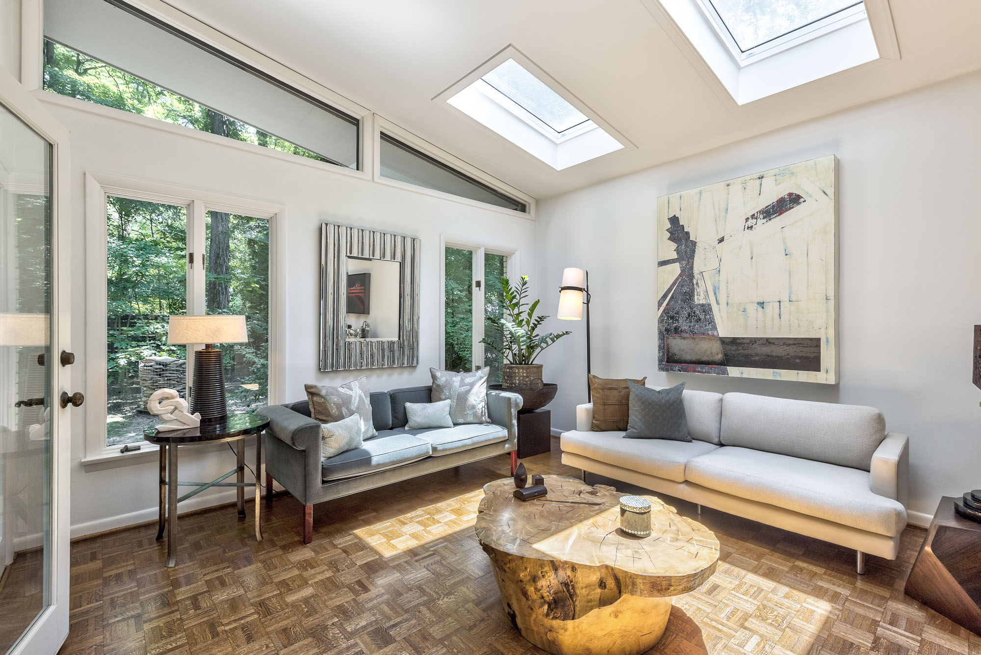 Kick off the official start of summer in a new home in a fab neighborhood
